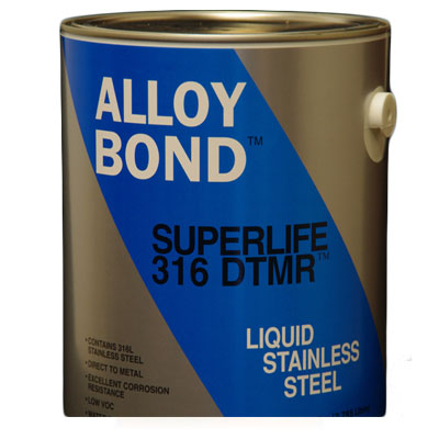Liquid Stainless Steel (316)
