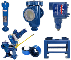 Ramparts Accessories For Pumping System