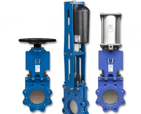 Knife Gate Valves for Water Treatment